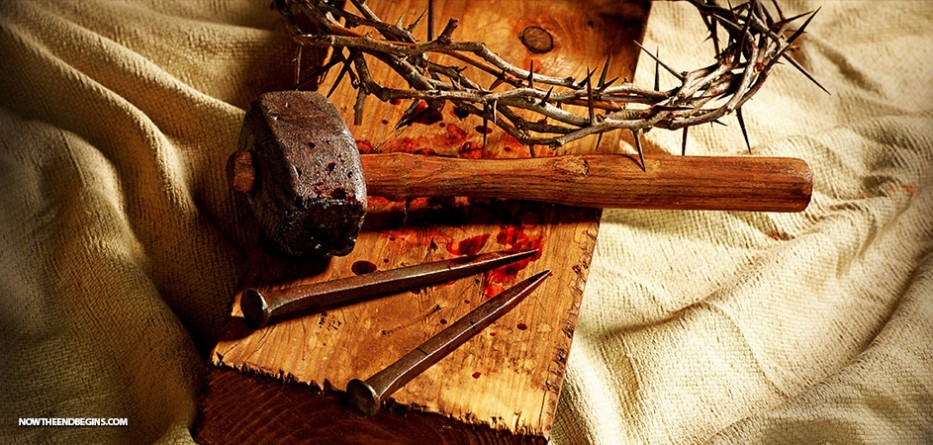 Nails, crown of thorns
