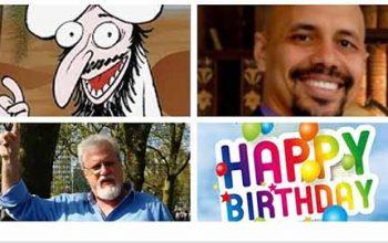 Muhammad's birthday with Usama Dakdok & Jay Smith