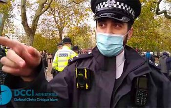 Ejection of Christians from Speakers Corner – Political Policing?