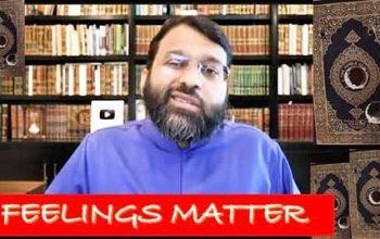 Yasir Qadhi Meltdown - To My Muslim Brothers; Hurt feelings; False Copyright Claim